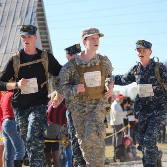 Boots for Troops 5K Photo