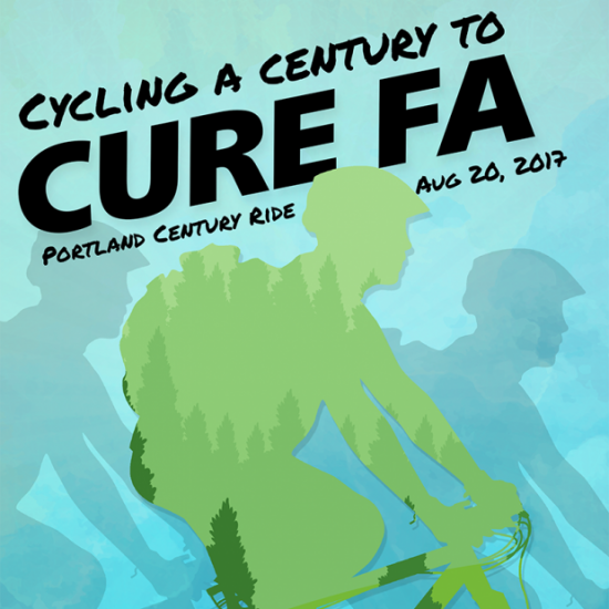 Cycling a Century to Cure FA 2017 Photo