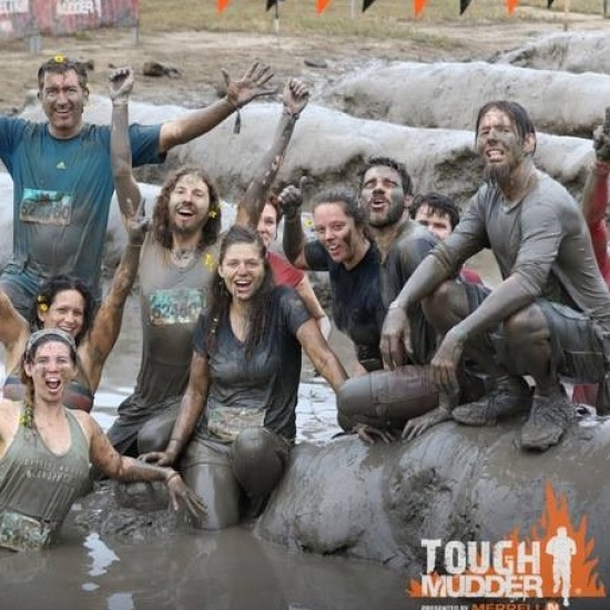 Two Coyotes Tough Mudder Photo