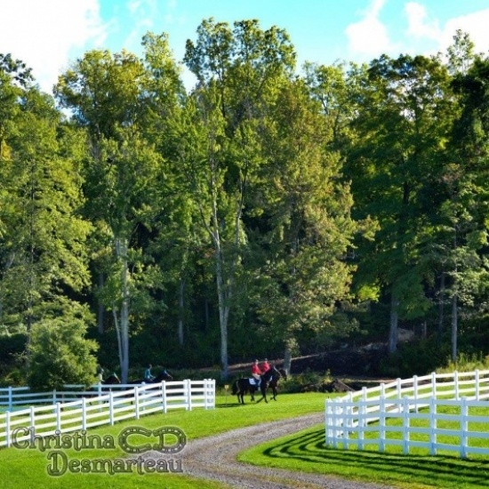 Massachusetts Horse Benefit Adventure Trail Photo