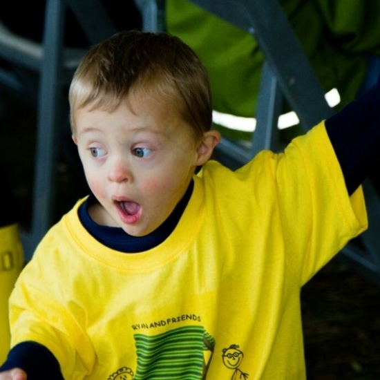 11th Annual Step Up for Down Syndrome 5K & Family Festival Photo