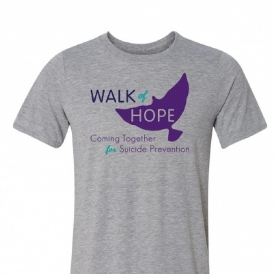Central SD Walk of HOPE - Coming Together for Suicide Prevention Photo