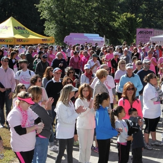 2017 Community Walk for Breast Cancer Photo
