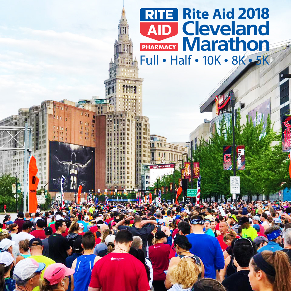 2018 Rite Aid Cleveland Marathon Photo