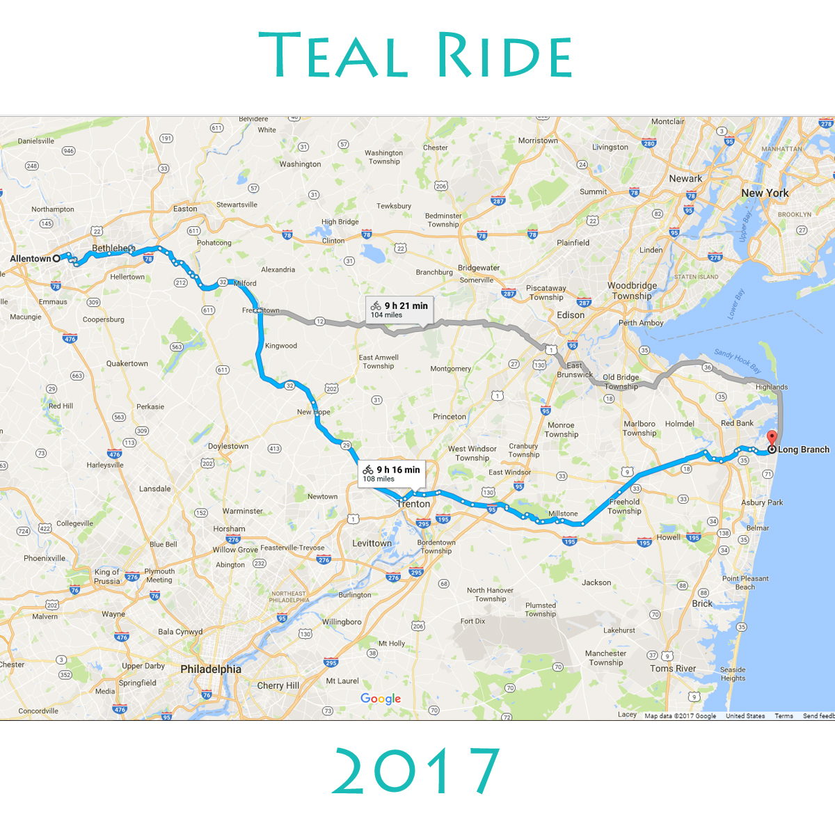 Teal Ride 2017 to Fight Ovarian Cancer Photo