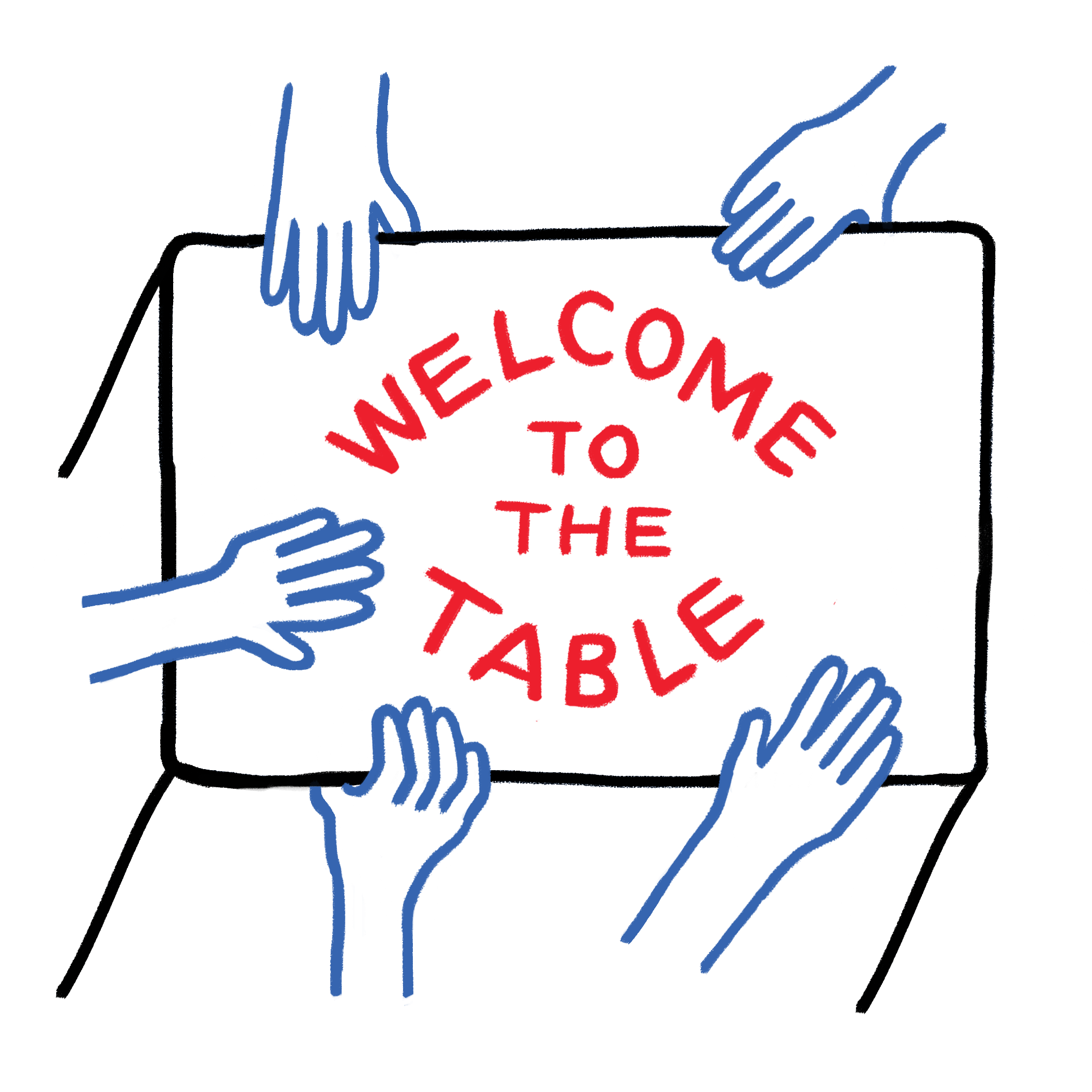 Welcome to the Table Photo