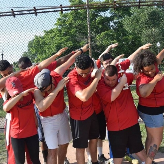 Kickball for All 2017 Postponed -- See you in the Spring! Photo