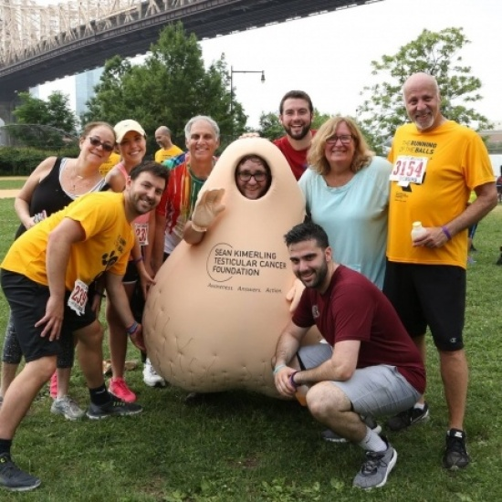 SKTCF 1st Annual DC Running of the Balls Photo