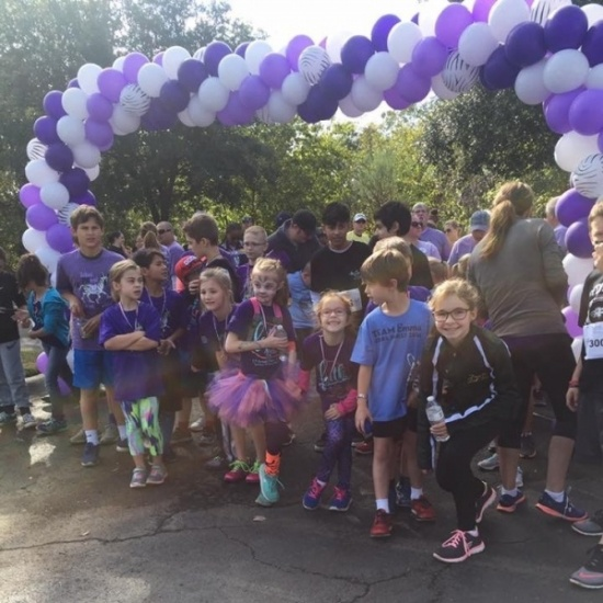 11th Annual Zebra PHest O2 Breathe 5K and PHun Walk Photo