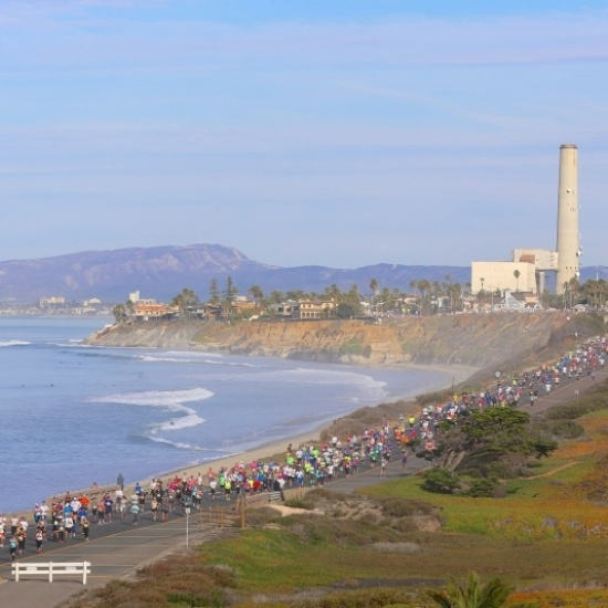 Tri-City Medical Center Carlsbad Marathon and Half