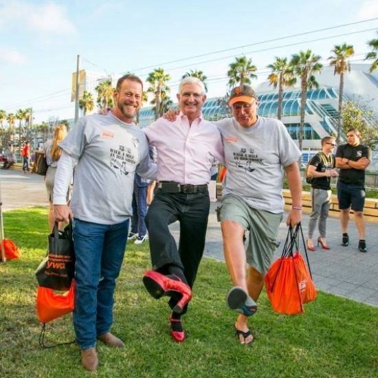 Walk a Mile in Her Shoes 2017 Photo