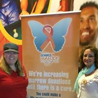 Strike Out Blood Cancer Photo