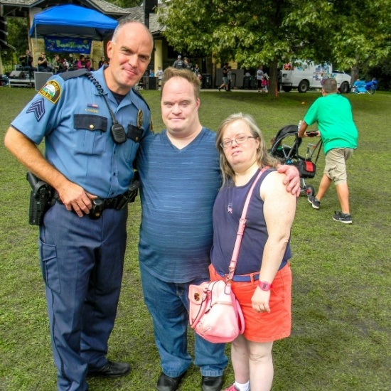 Step Up For Down Syndrome 2017 Photo