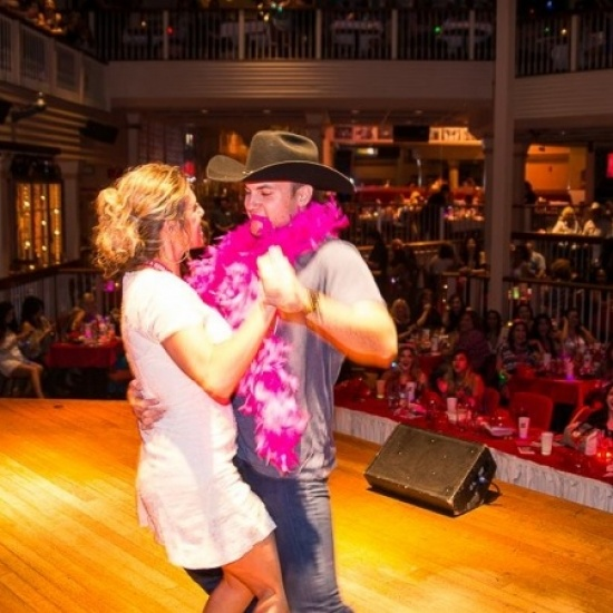 Boots and Bachelor Auction 2017 Photo