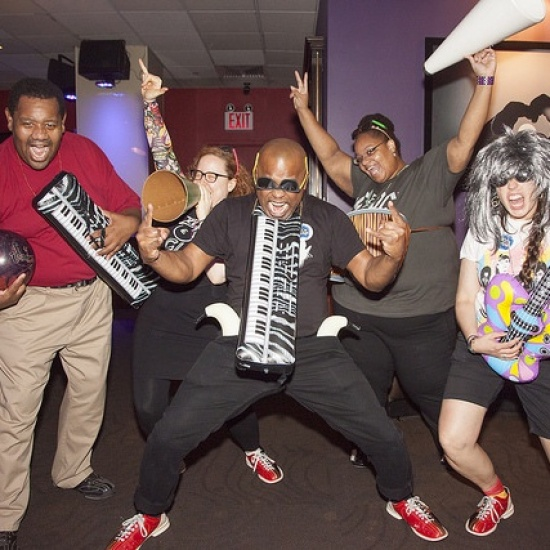 5th Annual Rock 'N' Bowl-A-Thon Photo