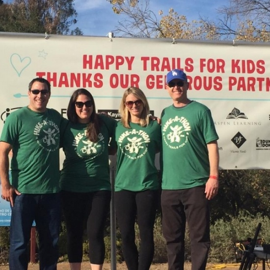 7th Annual Happy Trails for Kids Hike-A-Thon