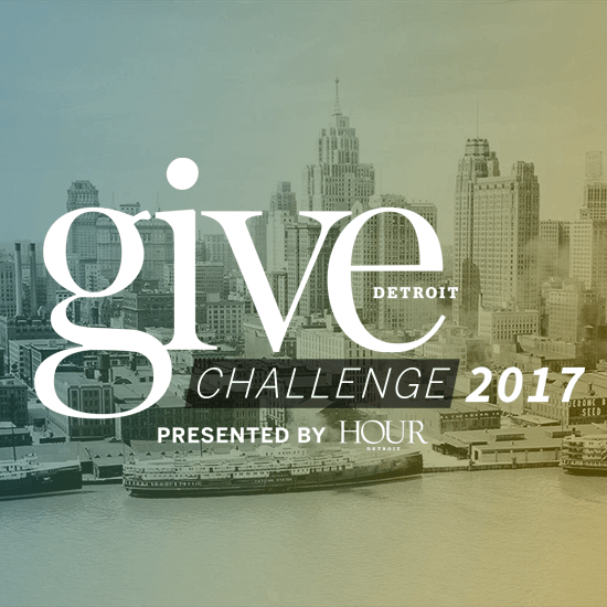 Give Detroit Challenge 2017 Photo
