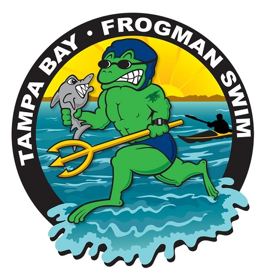 Tampa Bay Frogman Swim 2018 Photo