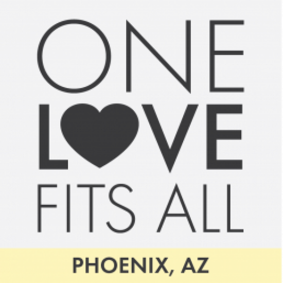 One Love Fits All™ 2017 - Phoenix Photo