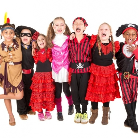 Great Childhoods Costume Party 2017 Photo