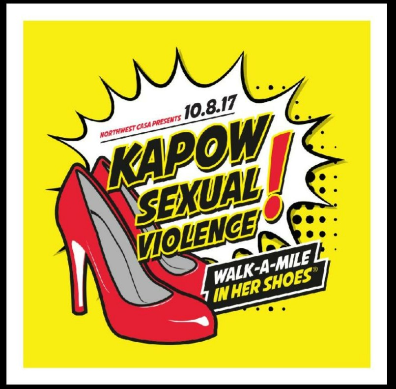 NORTHWEST CASA 4th ANNUAL WALK A MILE IN HER SHOES® 2017 Photo