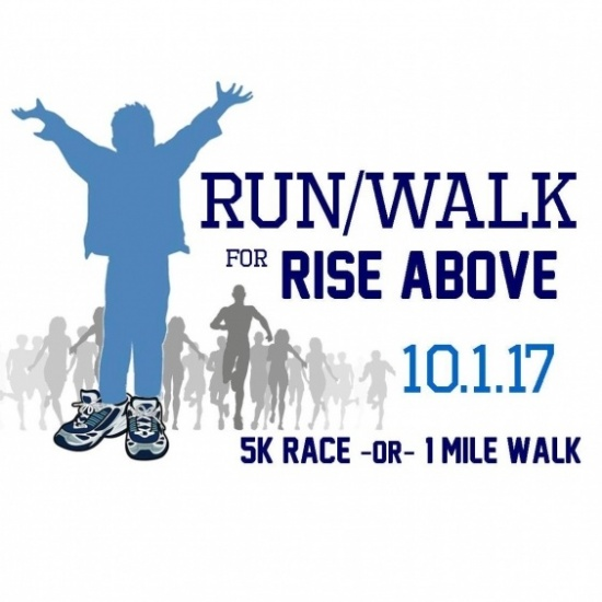 Run/Walk for Rise Above Photo