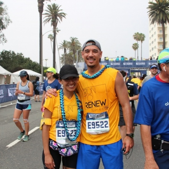 Team AMP- 2018 Skechers Performance Los Angeles Marathon Photo
