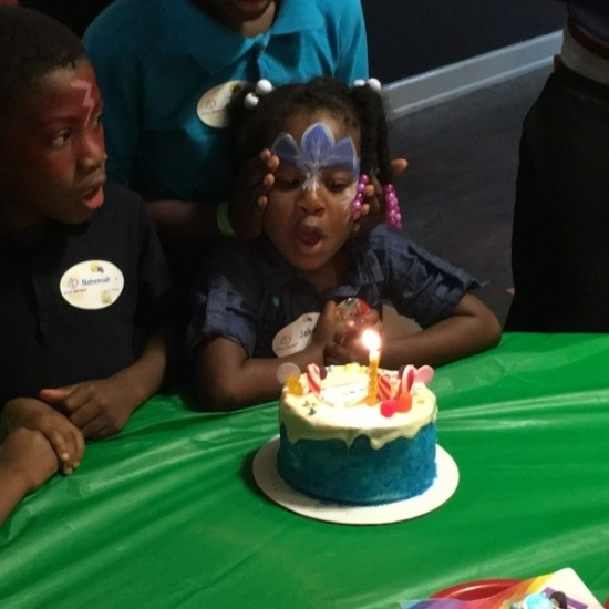 I want to Share My Birthday with Little Birthday Angels Photo