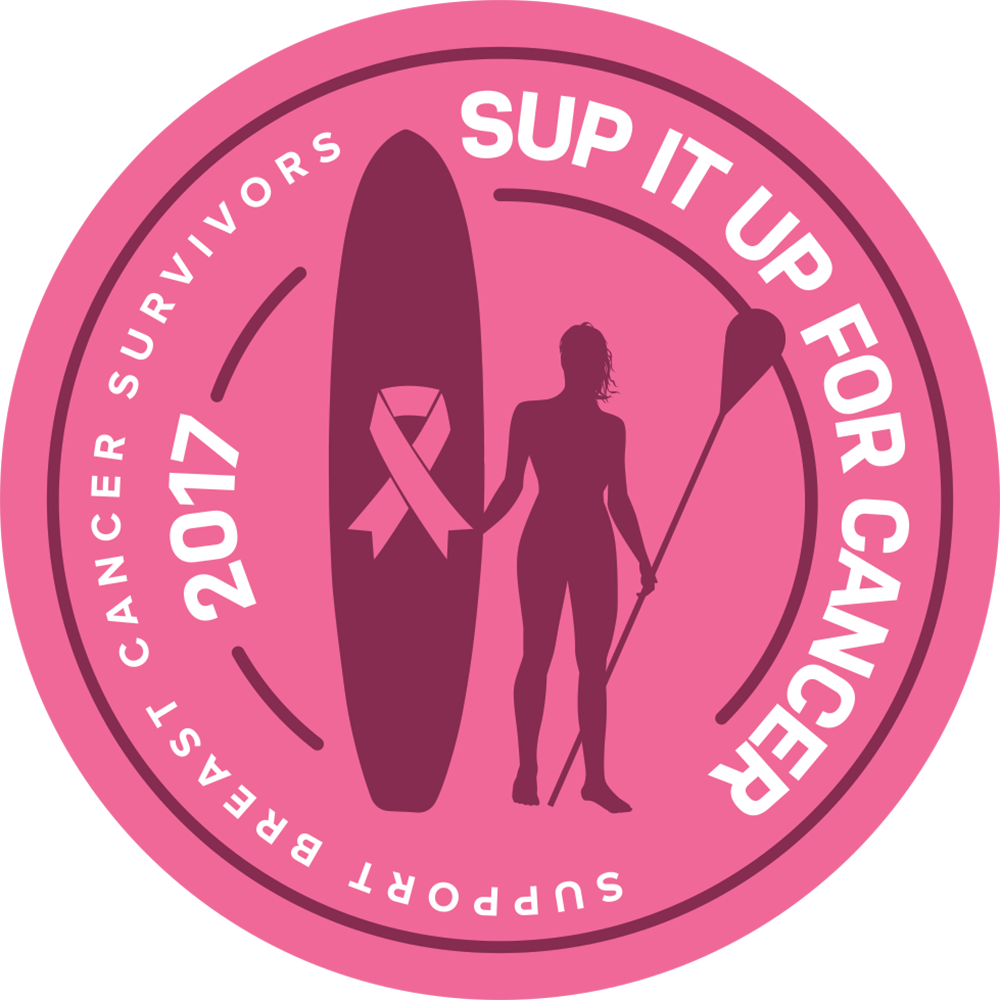 SUP it UP for CANCER Photo
