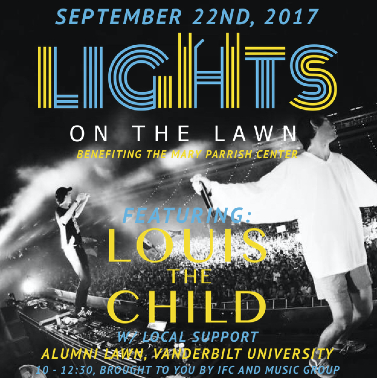 Lights on the Lawn 2017 Photo