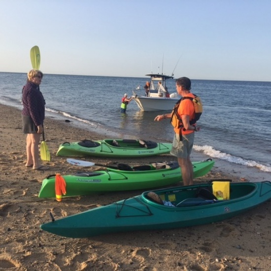 THE KAYAK-A-THON 2017 Photo