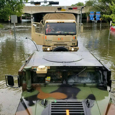 THIRDHOME Hurricane Harvey Disaster Relief for Texas Photo