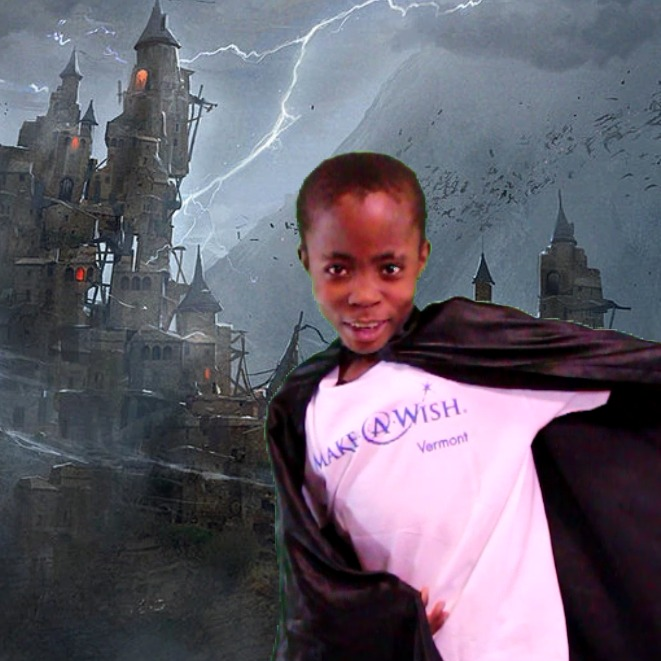 Witches, Wizards, & Wishes Photo