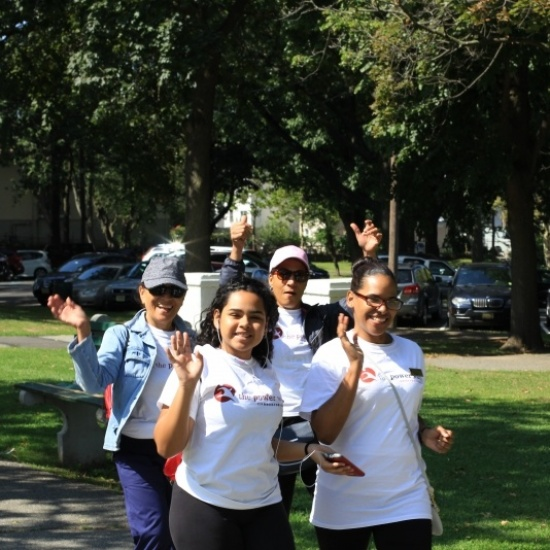 The Amazing Power Walk of Dress for Success Hudson County Photo
