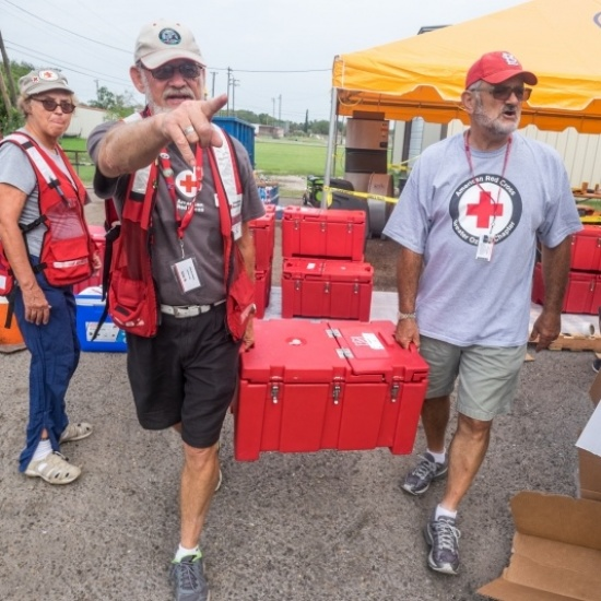 Hurricane Harvey Relief Photo