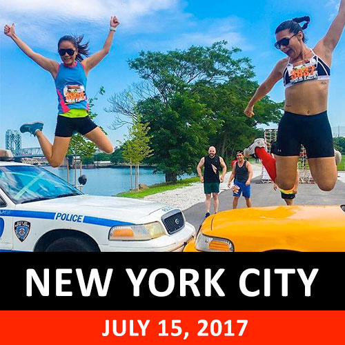 New York City Challenge Race Photo