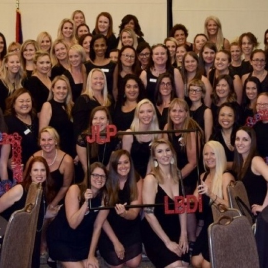 Junior League of Phoenix Little Black Dress Initiative 2017 Photo