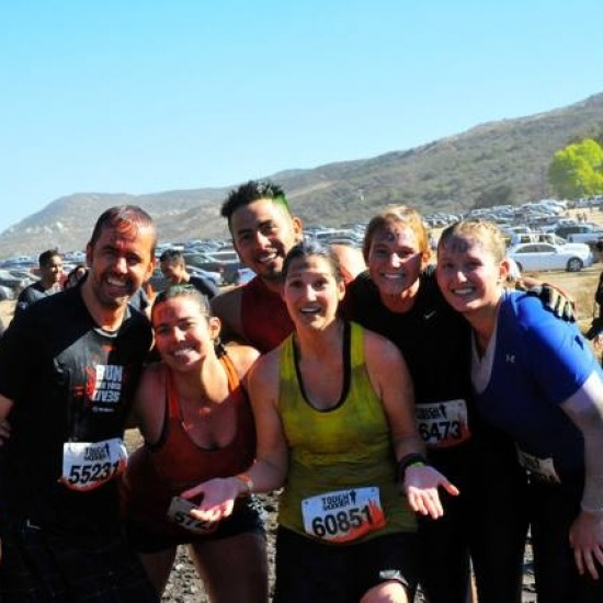 Tough Mudder for Marley's Mutts! Photo