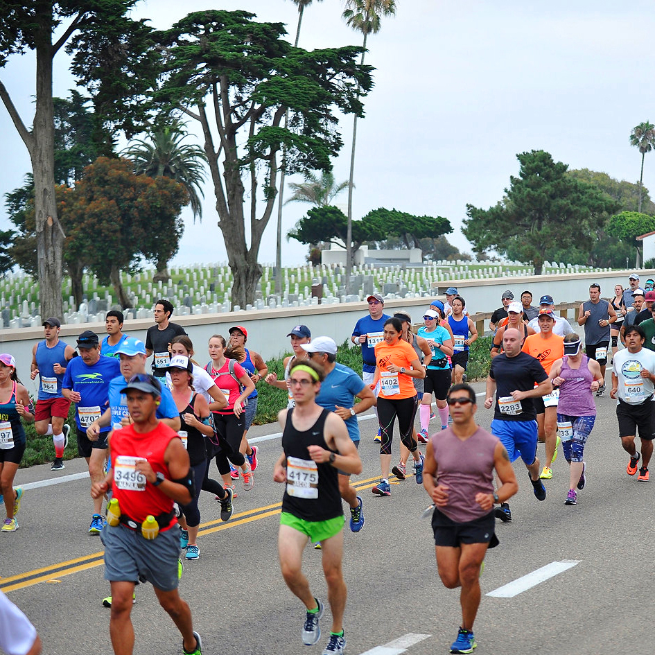AMERICA'S FINEST CITY HALF MARATHON Photo