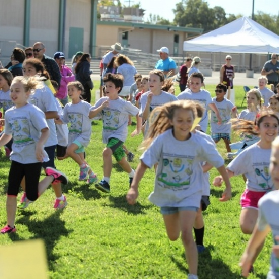 Sherwood Archer Jog-a-Thon Photo