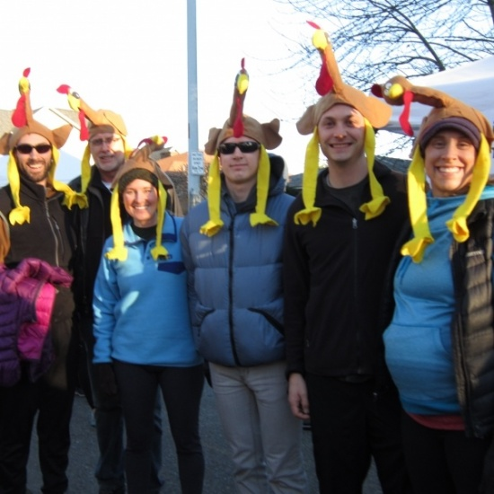 Gobble for Good! Seattle Turkey Trot benefiting Ballard Food Bank Photo