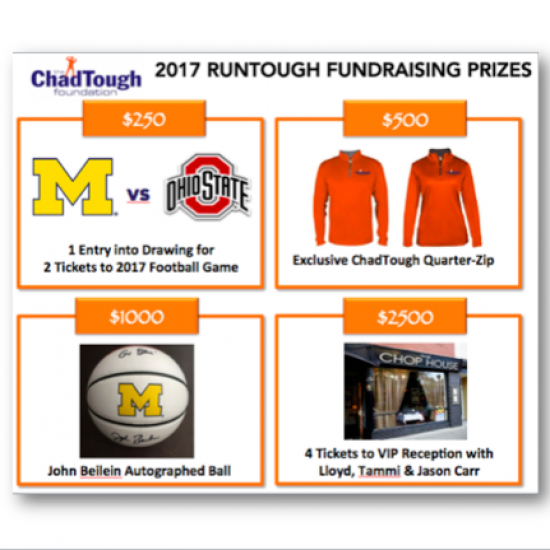 RUNTOUGH FOR CHADTOUGH 2017 Photo