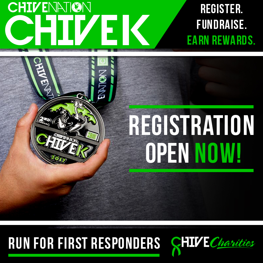 Chive Nation Virtual 5K 2017 Photo