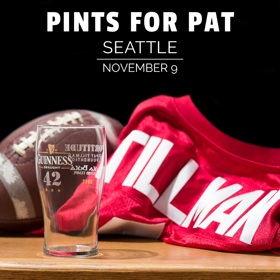 Pints For Pat: Seattle