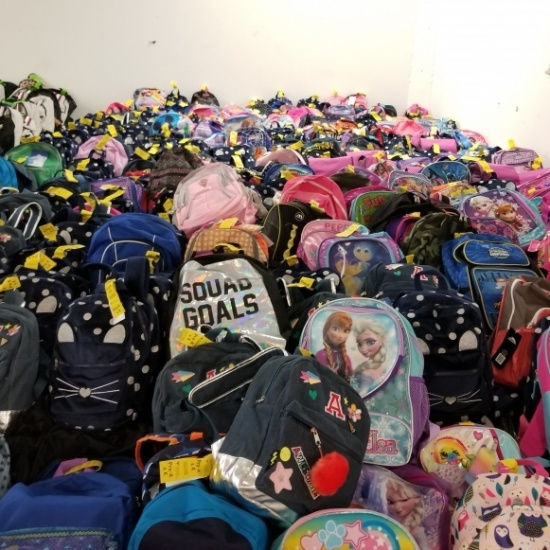 Operation Backpack 2018 Photo