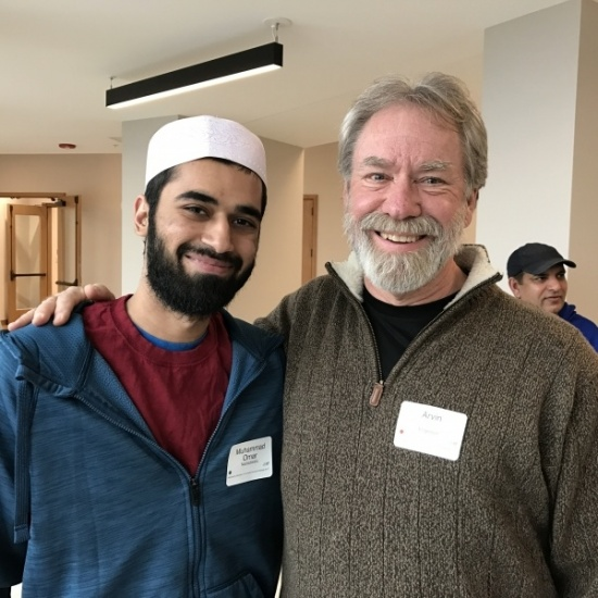 Abrahamic Reunion Community Service Saratoga 2017 II Photo