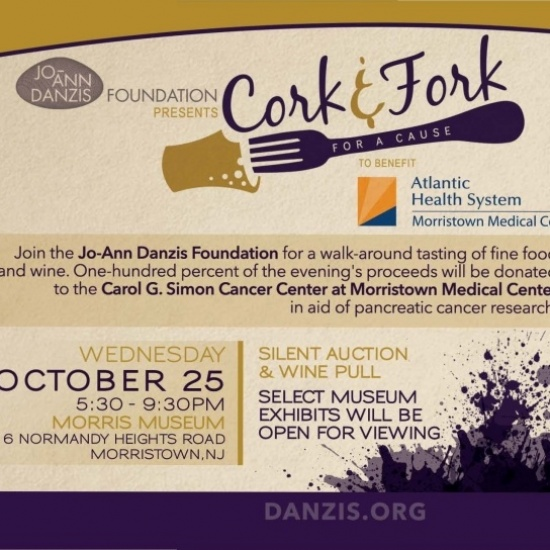 Cork and Fork for a Cause