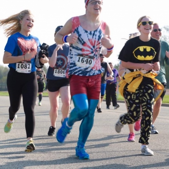 McHenry County Human Race Main Page Photo