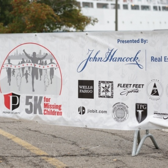 Premier Security 5k for Missing Children Photo