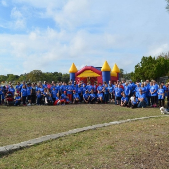 7th Annual Fragile X Alliance of Texas Awareness Walk Photo